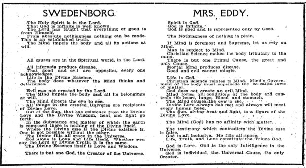 Swendenborg/Eddy